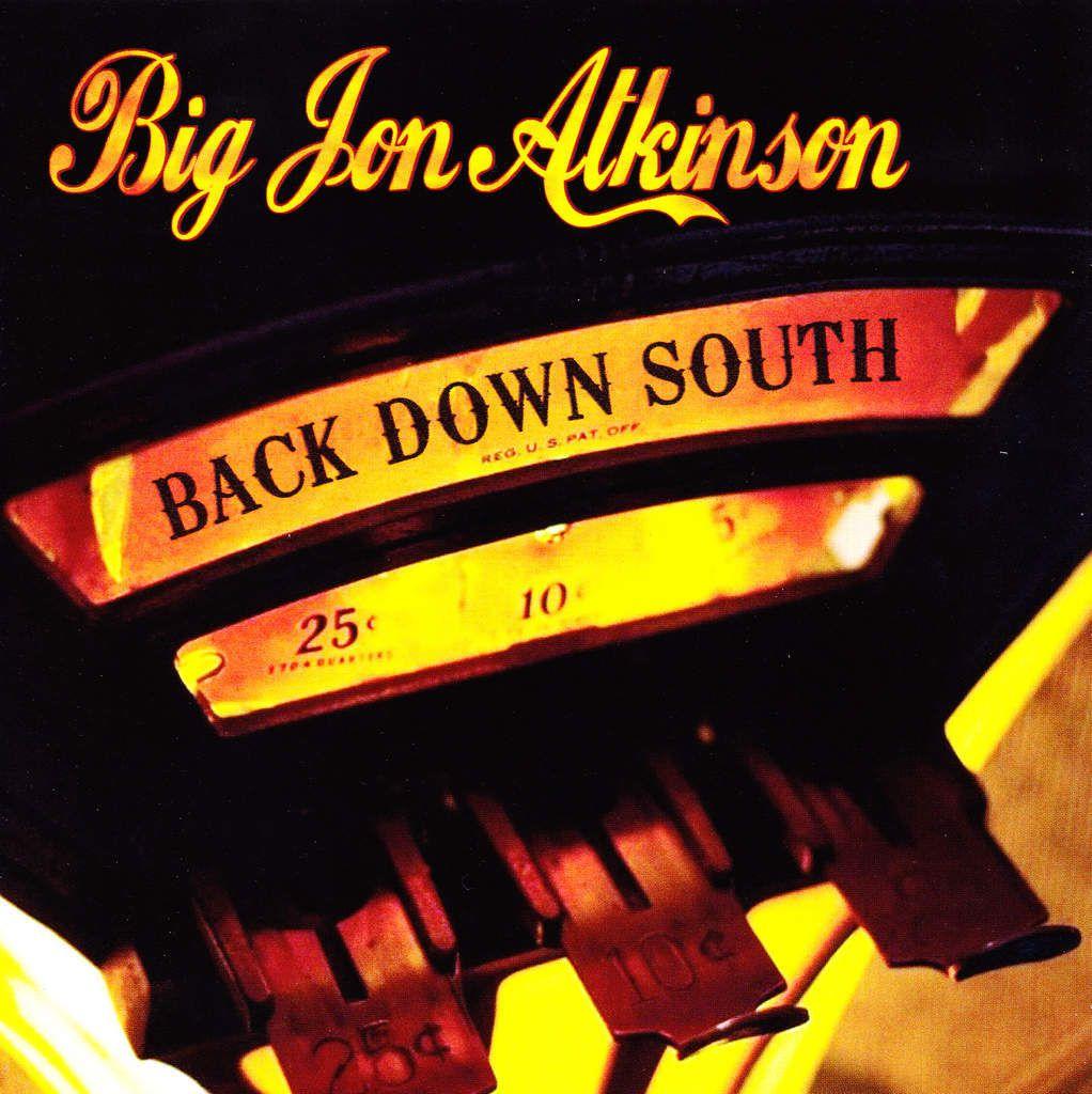 Big Jon ATKINSON-Oh baby