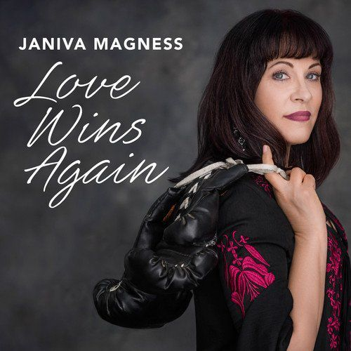 Janiva MAGNESS-Long as I can see the light