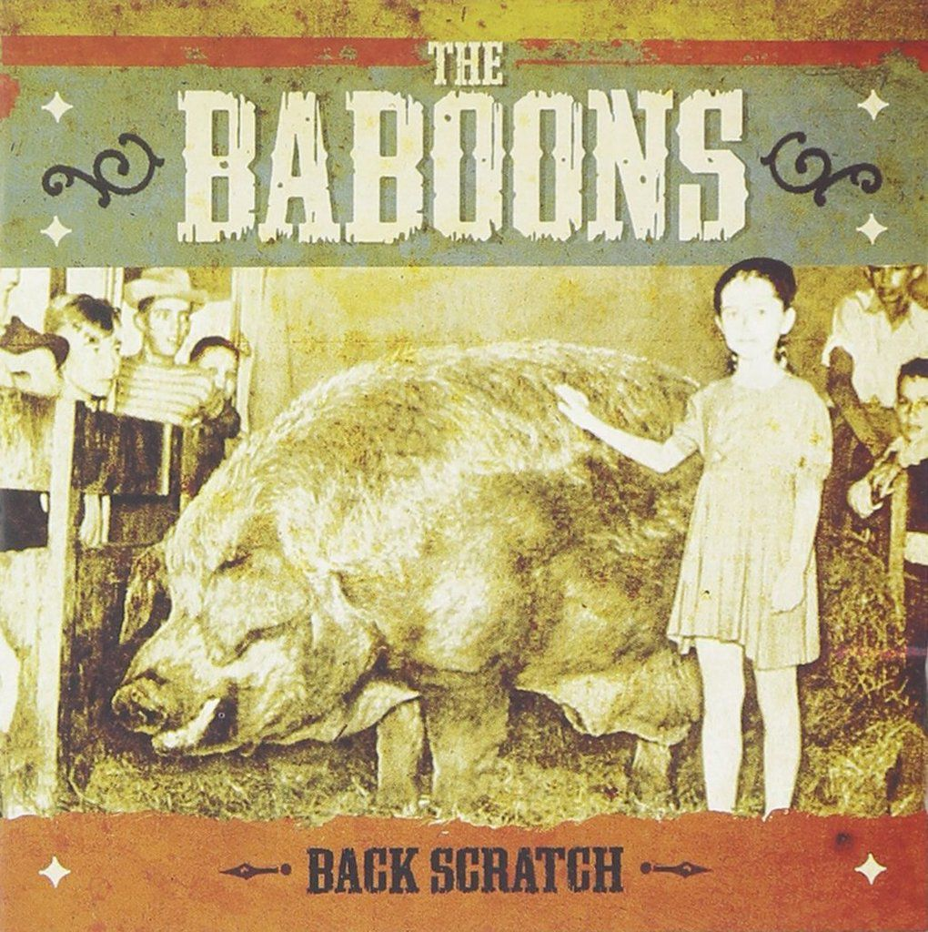 The BABOONS-All set for the week end