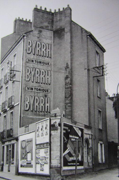 Nantes (44) rue de Bel Air par Alin-Pierre Daguin