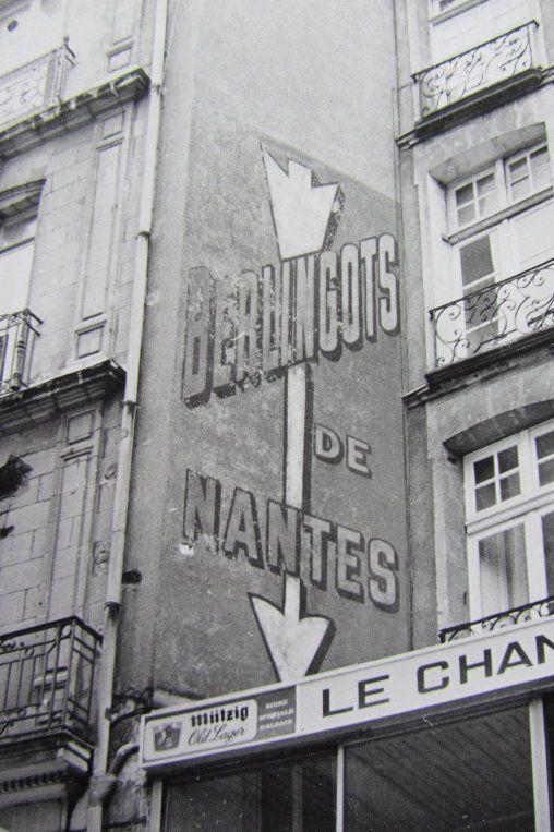 à Nantes rue de la Fosse par Alain-Pierre Daguin