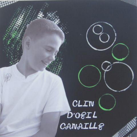 CLIN D OEIL CANAILLE ....