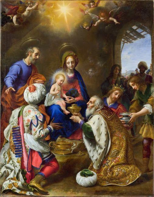 L'Epiphanie et l'Eucharistie