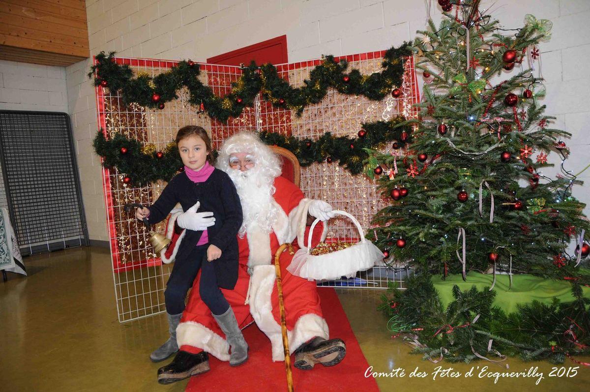 Marché de Noël D'Ecquevilly 2015 les photos