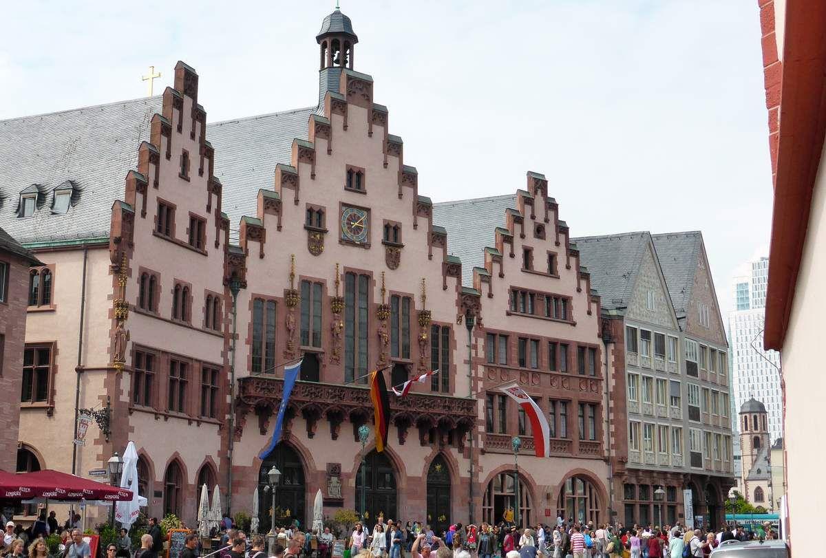 Frankfort-sur-le-Main, Allemagne