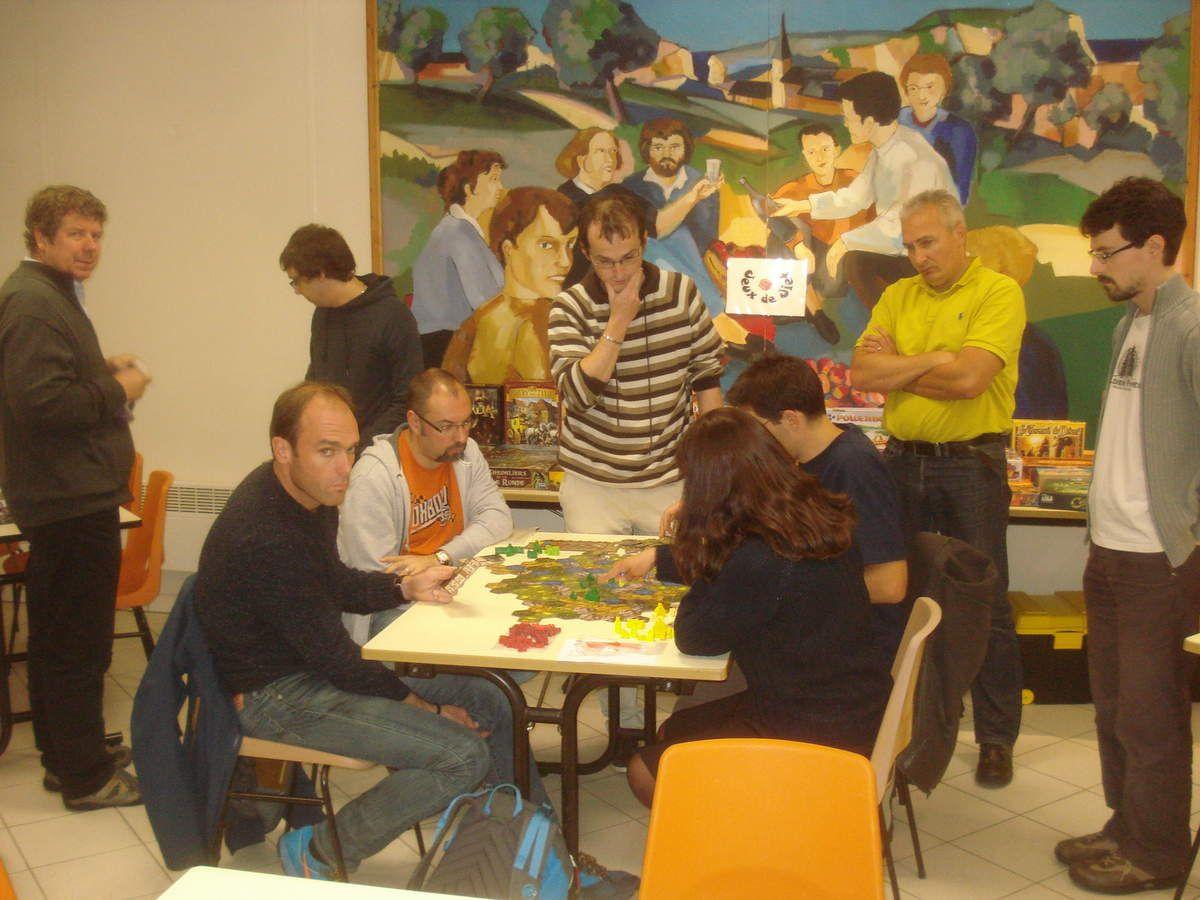 130e soirée jeux de Jief