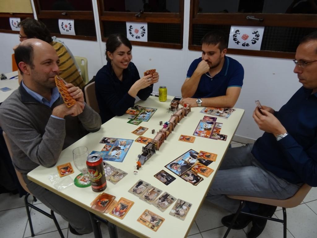 143e soirée jeux de Jief