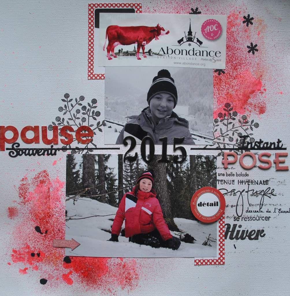 Pose ou Pause