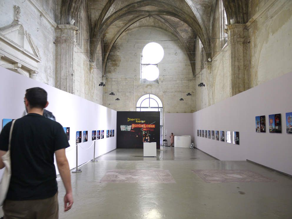 SORTIES - Festival Photos Arles 2015