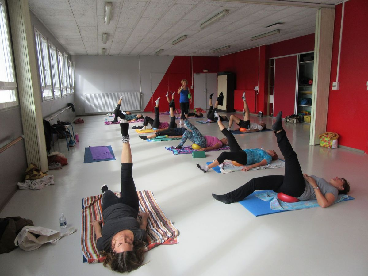 Activites gymnastique volontaire seyssinet for Piscine seyssinet