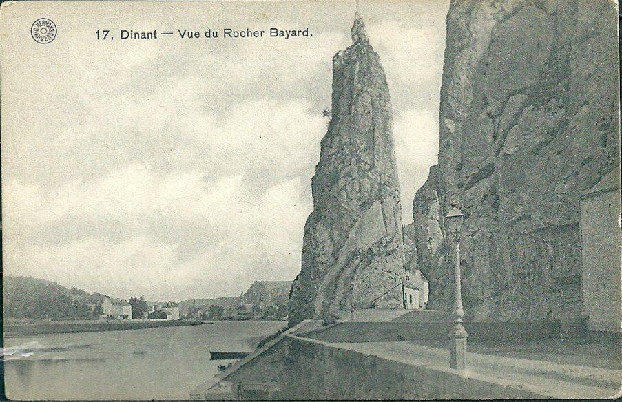 rocher Bayard-DINANT