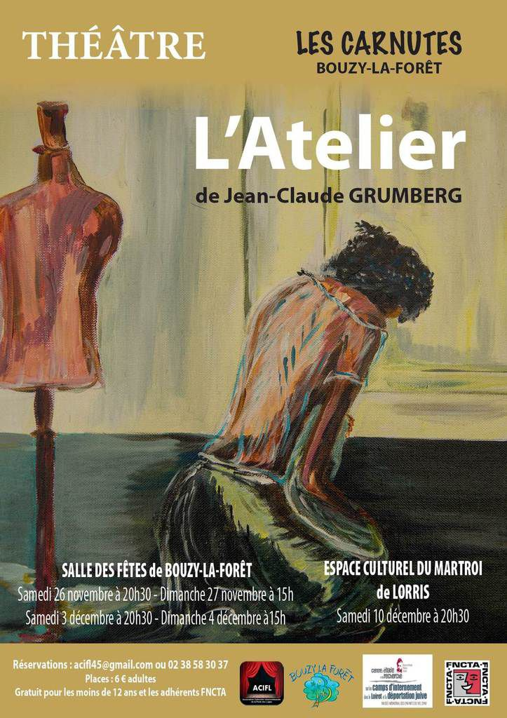 L'Atelier à Coulisses