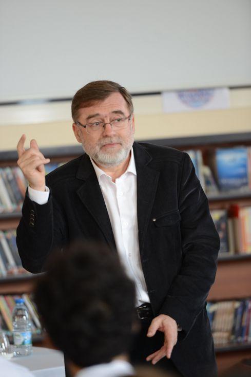 Mateï Visniec : lire et écrire pour résister
