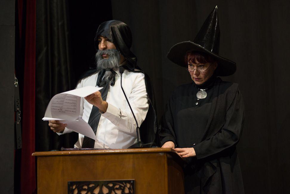 La journée Harry Potter ouvre le Festival ''Sens et littérature''...