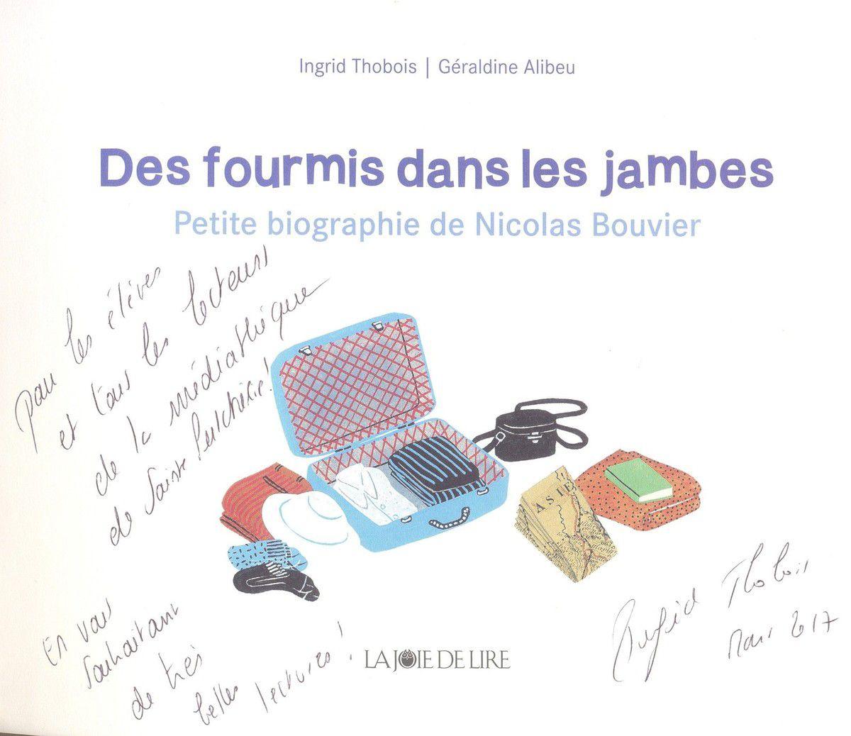 Le voyage photographique : ateliers d'écriture en 9e avec Ingrid Thobois