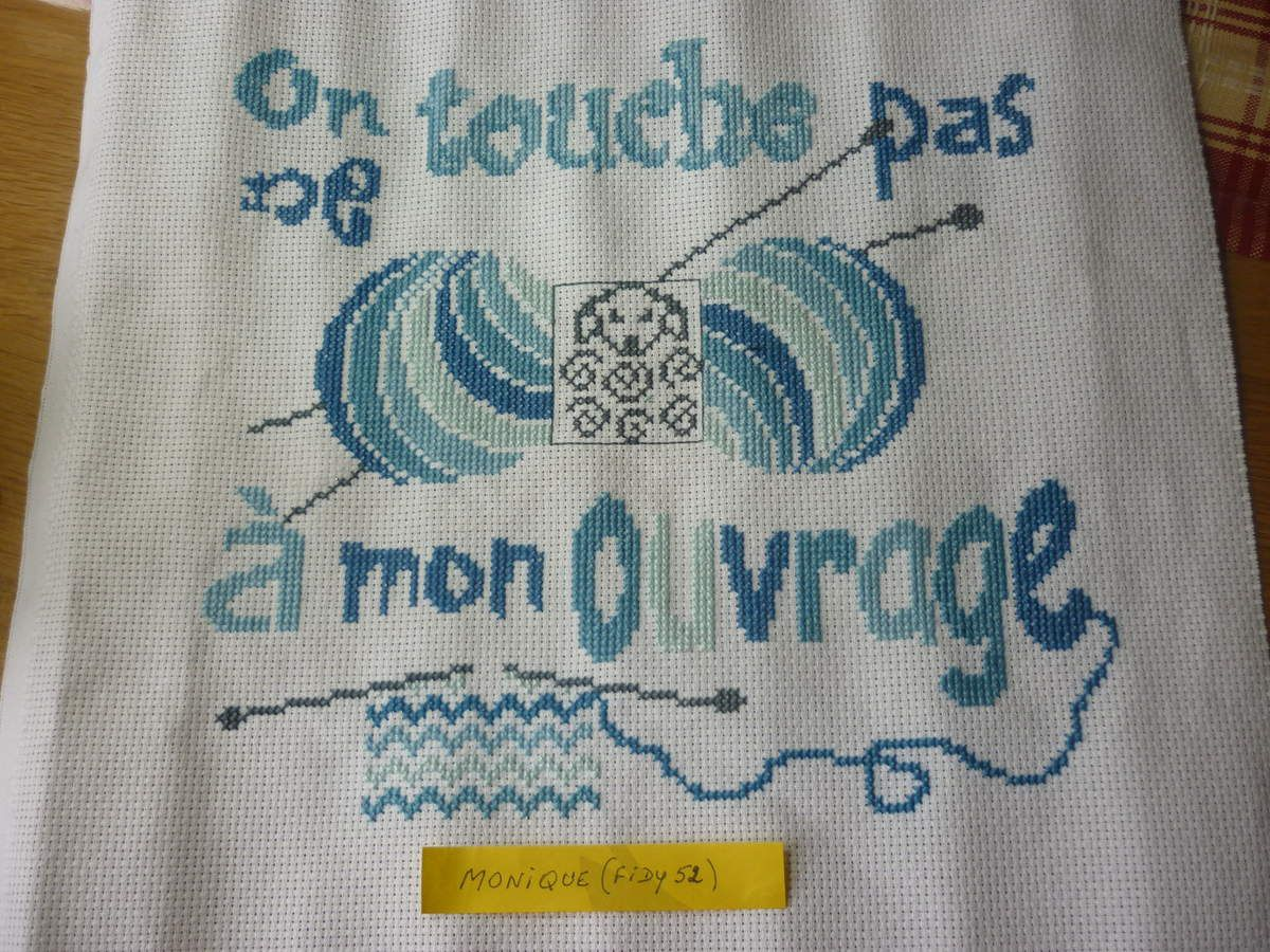 SMS Tricot Etape 11 chez Fred