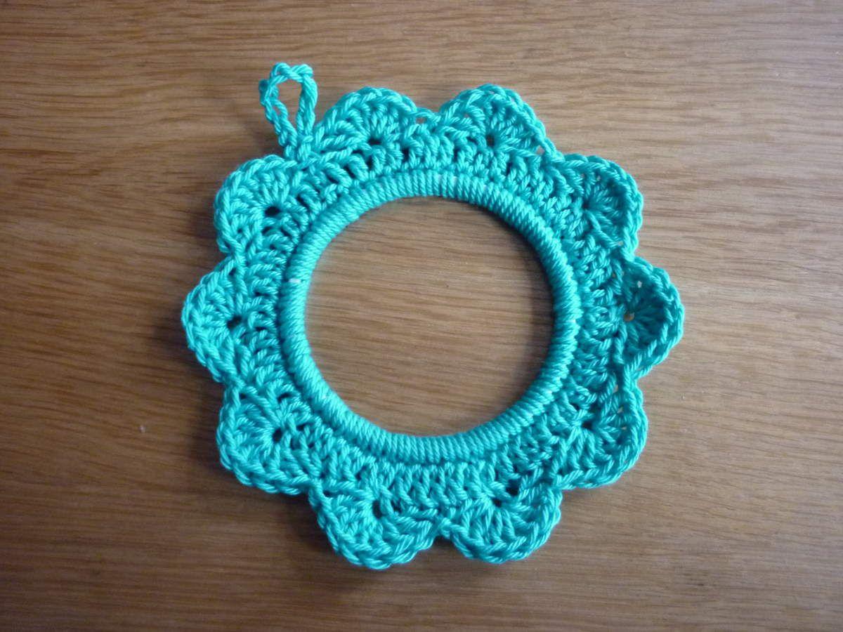 Cadres crochet / 2
