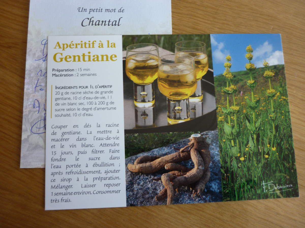 Recettes Auvergnates - Merci Caroline et Chantal.