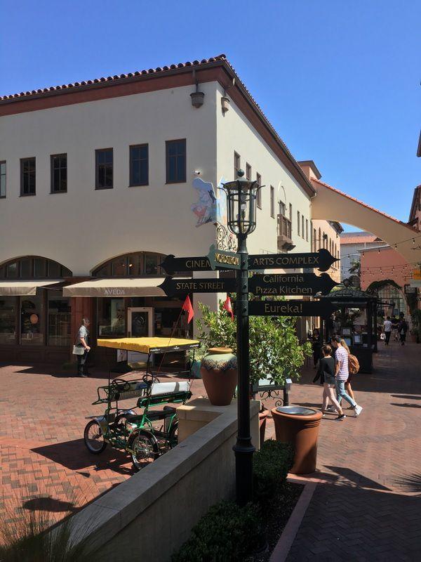 Jour 5 : Sur la route et Santa Barbara