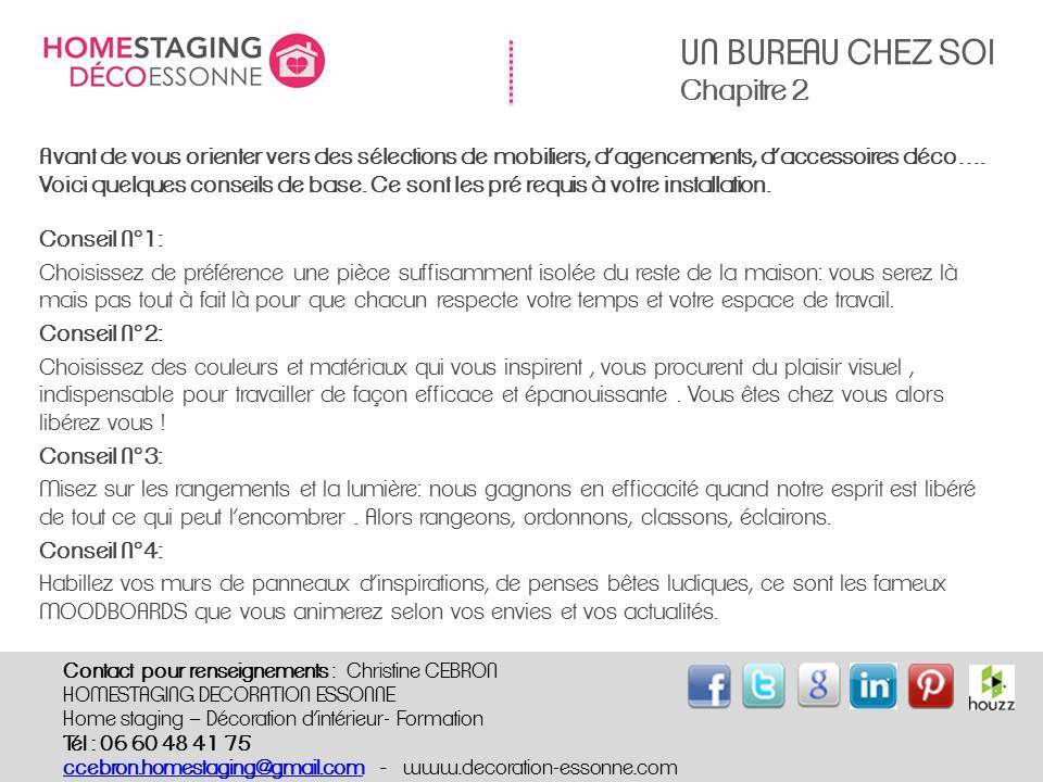 n bureau chez soi chapitre 2 le blog de homestaging decoration essonne. Black Bedroom Furniture Sets. Home Design Ideas
