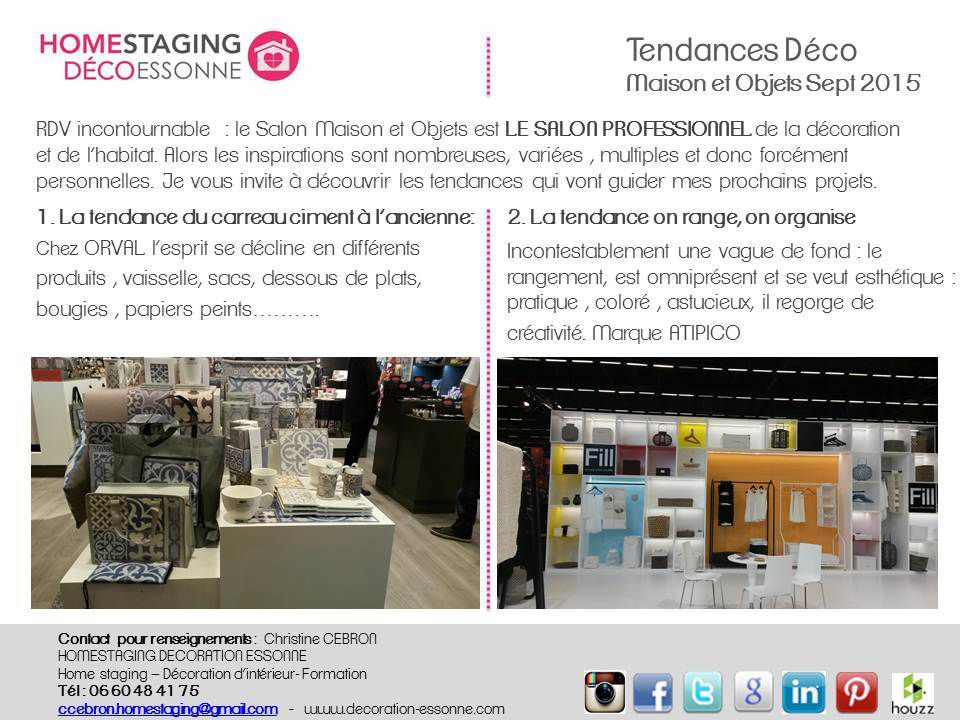 tendances salon maison et objets sept15 le blog de homestaging decoration essonne. Black Bedroom Furniture Sets. Home Design Ideas