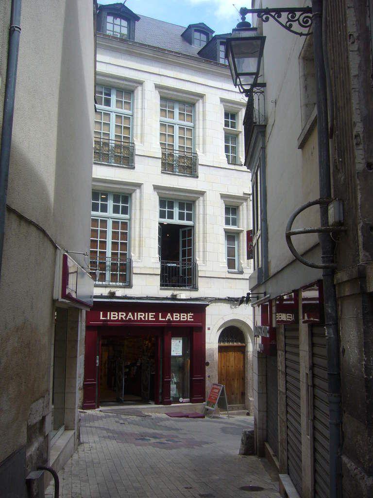 Librairie LABBE , Blois