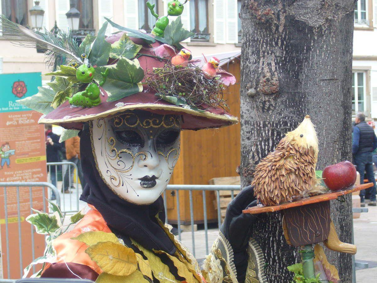 Carnaval Rosheim 2017