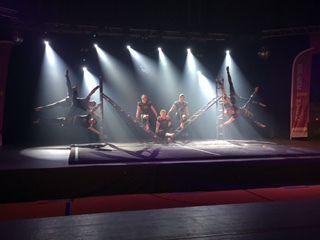 L'association gymnique perpignanaise présente le spectacle Aïko de la troupe GYM PROD.