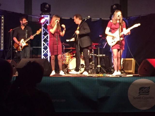 22ème Festival Radio Crochet à Pia.