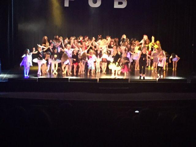 Spectacle de Danse de l'école de Saint-Cyprien - Latour Bas Elne.
