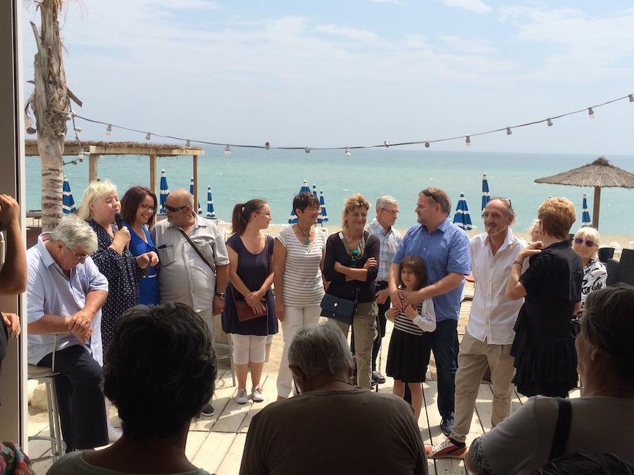 Dernier week-end de campagne avant les 1er et 2nd tour des législatives des 11 et 18 juin prochains à le Barcarès.