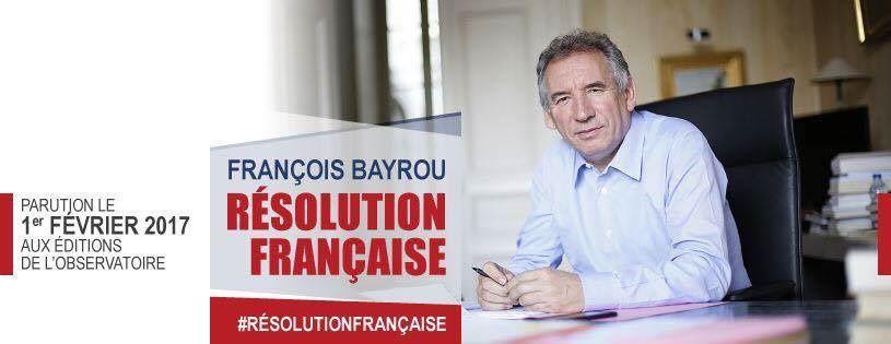 Résolument libre #Bayrou