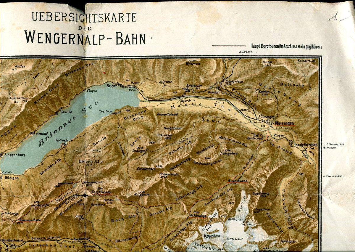De Lauterbrunnen à Grindelwald