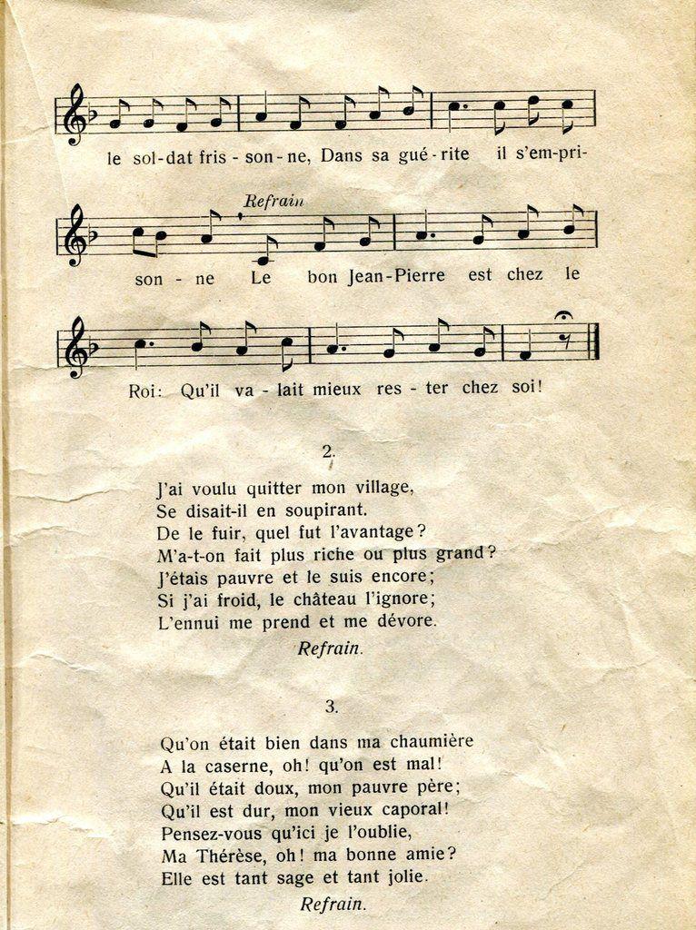 Nos militaires chantent-ils ? [2]