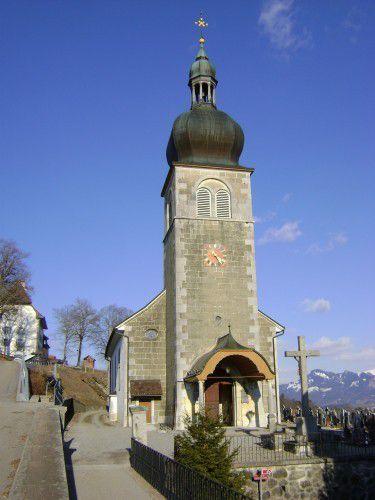 Eglise de Vaulruz