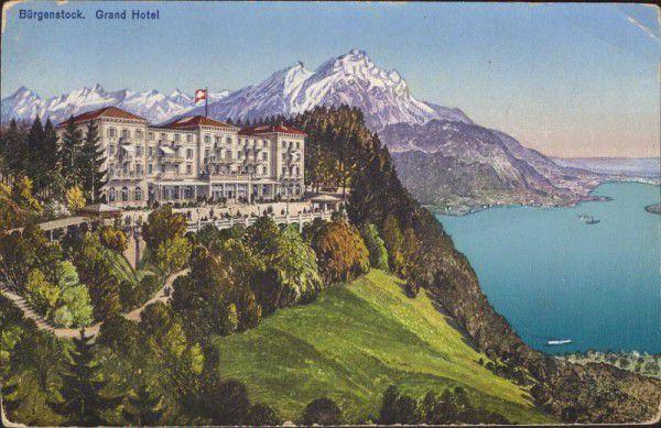 Bürgenstock Grand-Hôtel