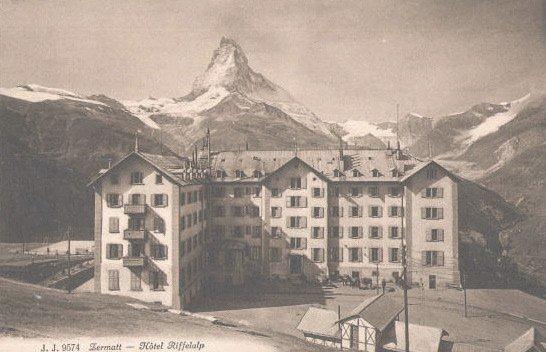 Hôtel Riffelalp Zermatt