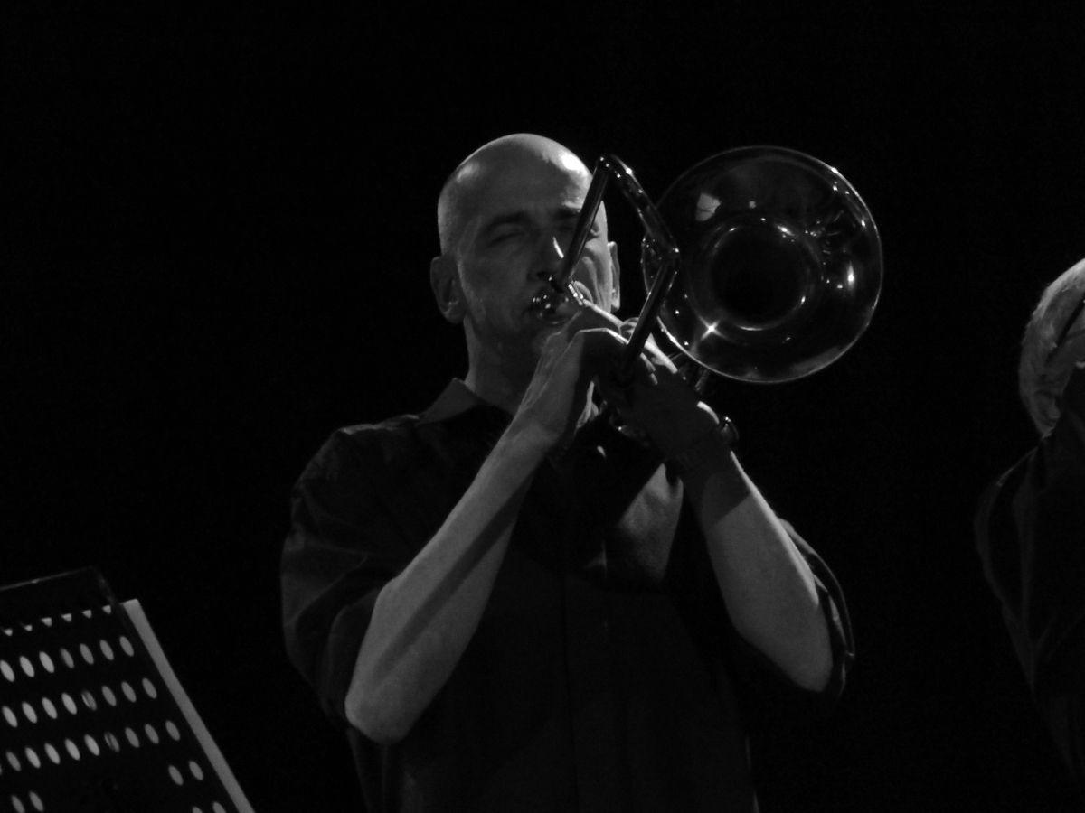 Gatec Jazz Band La Roche Blanche 19.03.2016 Photos Pier Brignon