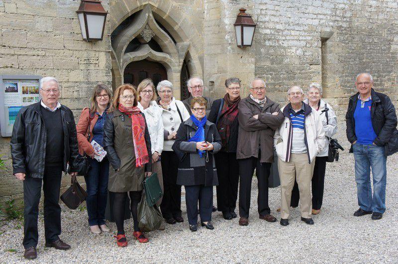 Comité Directeur de Creully - avril 2015