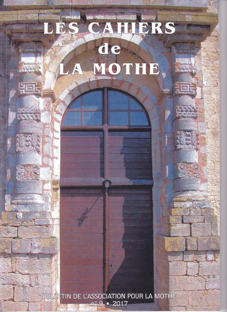 Cahiers de La Mothe 2017