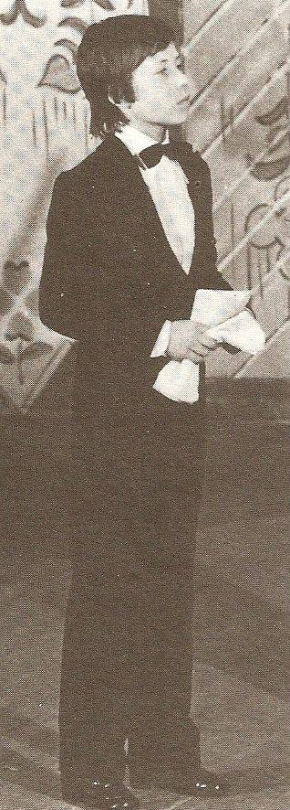 Picollo de l'Auberge du Cheval Blanc à Toulon en 1976