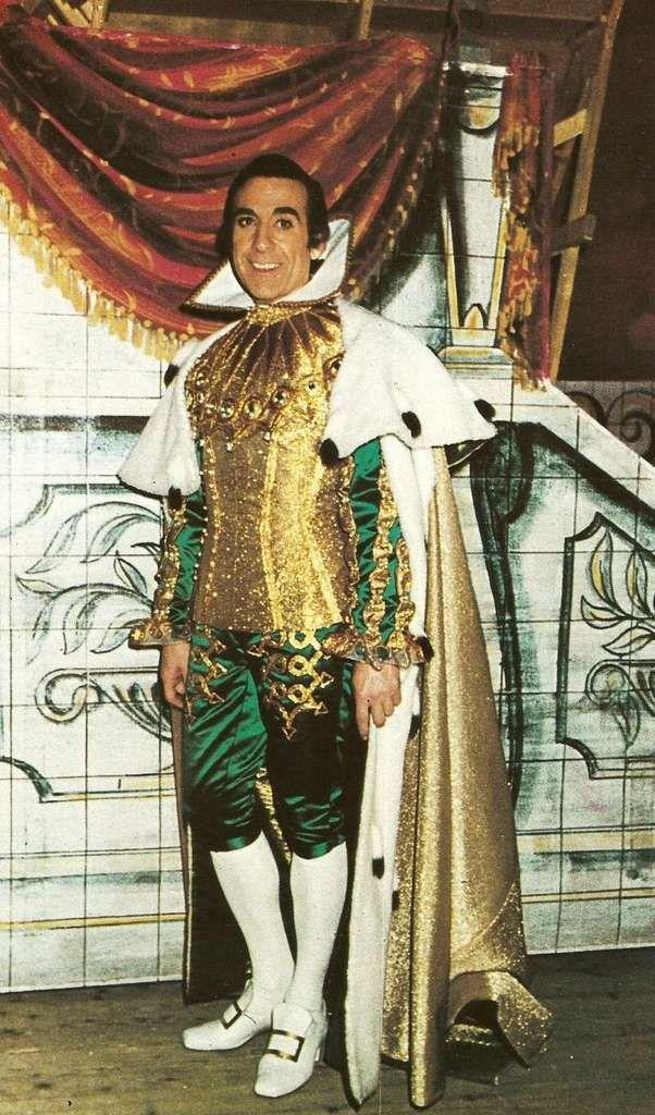 La Caravelle d'Or 1969 : Dernière opérette de Luis Mariano au Châtelet