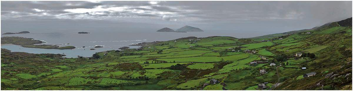 Ring Of Kerry - Abbey Island