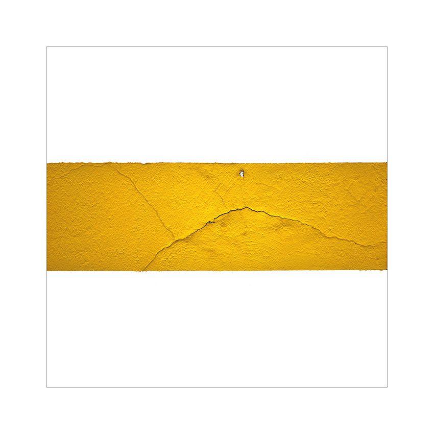 Les fissures jaunes