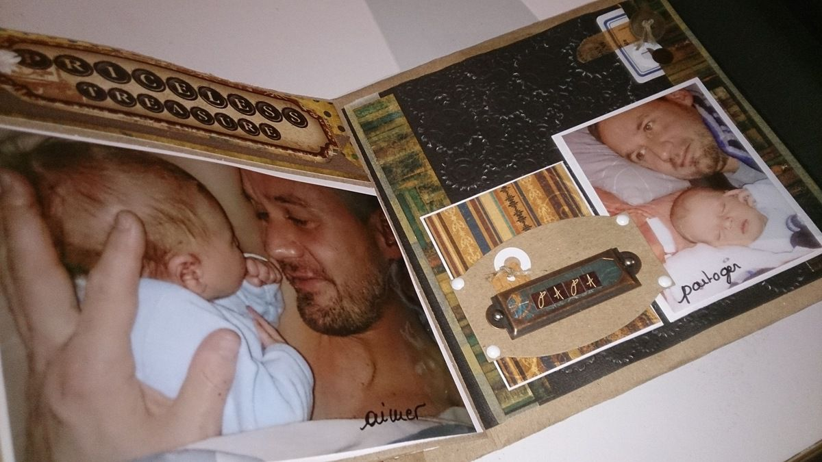 Dad...  Avec photos !