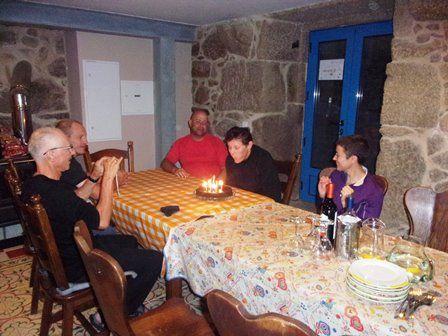 Etape 97 (2015) – Arco - Col de Portela - Rubiaes - Sao Bento – Paços : 31 km (2 453 km)