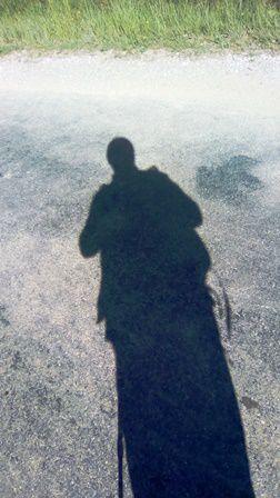 L'ombre de soi.