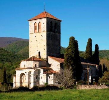 Basilique Saint-Just-de-Valcabrère.