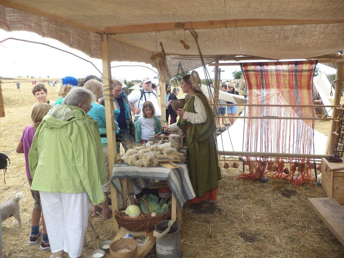 Alimentation et textiles...