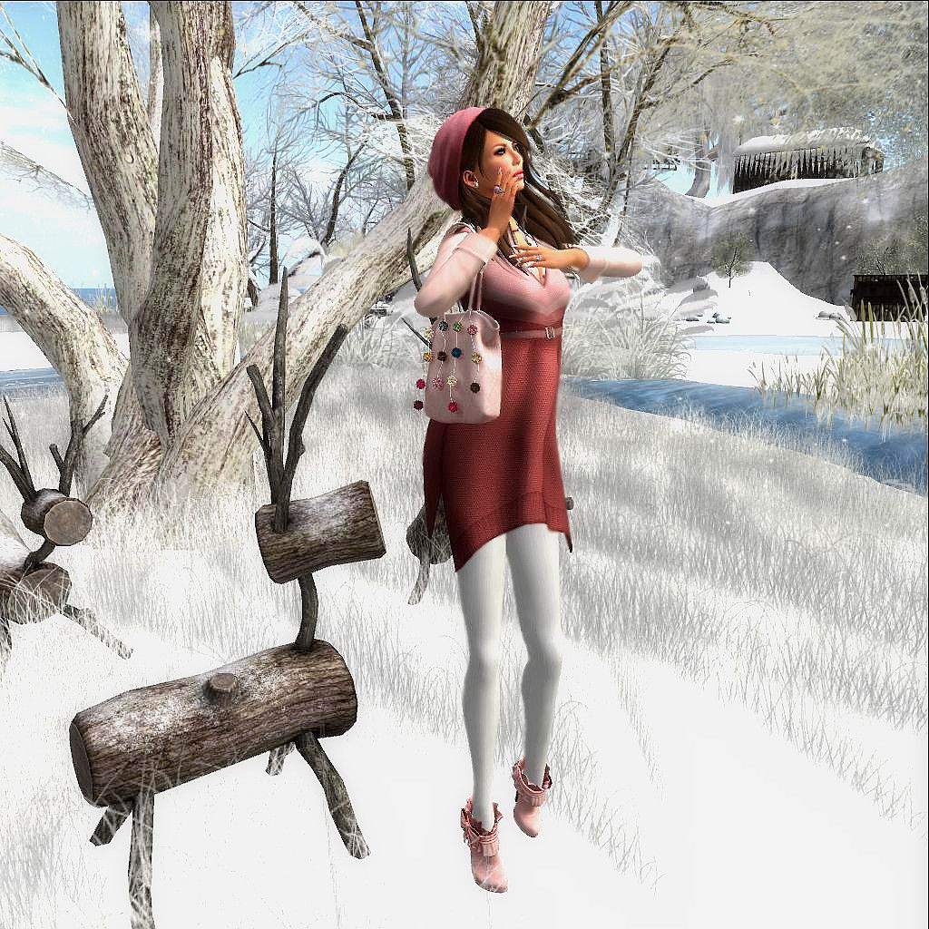 Asteria Creations - Coquet - Rebel Hope- MUA - Glamistry - enVOGUE - Posesion